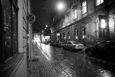 #Wroclaw - it was raining