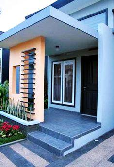 20 Teras Rumah Ideas Minimalist House Design Minimalist Home House Design