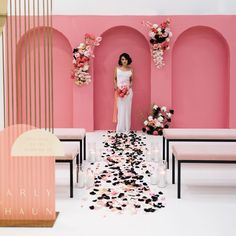 Prepare to be wowed by LENZO's latest wedding editorial. Shot in Perth, WA we fused black, white, and shades of coral to create a stunning wedding palette to inspire you! Luxe Wedding, Wedding Beauty, Wedding Events, Wedding Ceremony, Wedding Day, Hotel Wedding, Wedding Table, Wedding Designs, Wedding Styles