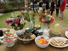 Wonderful wedding fare Cairn of Old Kilgobbin, Wedding and Workshop Venue with a Difference.