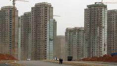 Ciudad fantasma: la construyeron para 1 millón de personas y está casi vacía – AB Magazine