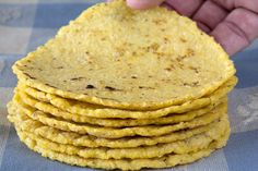 masa tortillas