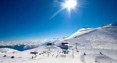 Skiing in St Lary, Haute Pyrenees