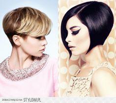 krótkie fryzury 2014