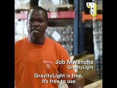 Gravity Light - no pollution and free of cost Positive Attitude, Positive Vibes, Go To Facebook, Lights Please, Motivation, Inventors, Black History, Amazing, Africa