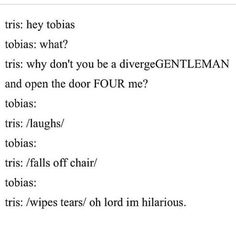 """This really bad pun that tried way too hard: 
