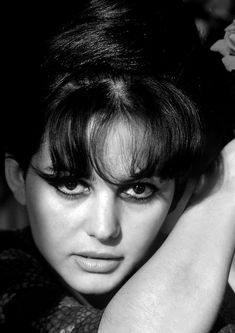 Available now at: www.etsy.com/shop/vintageimagerystore Claudia Cardinale, Monochrome Photo, Sergio Leone, Best Actress Award, Charles Bronson, Henry Fonda, Photo Print, Carole Lombard, Italian Actress