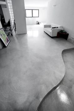 Gobbetto Dega Spatolato pavimenti in resina