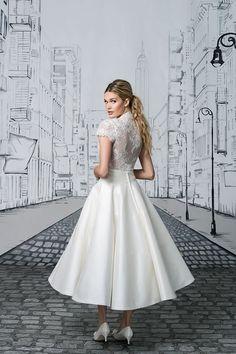 Justin Alexander Wedding Dress SS2017 8881