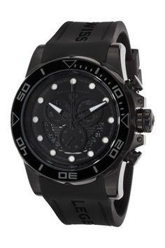 Men's Avalanche Casual Watch by SWI Group on @HauteLook
