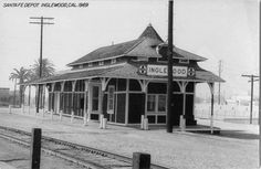 Old Pictures of Inglewood CA   Inglewood, CA train station   Flickr - Photo Sharing!