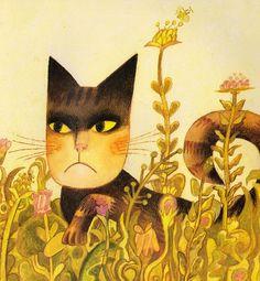 ilustración de Josef Palecek