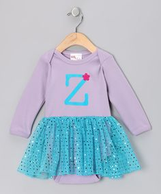 This piece celebrates every special girl with a practical bodysuit and sparkly sequined skirt. The option to personalize an initial makes this outfit the keepsake they'll hold onto for many years to come.Personalize with initial100% cottonMachine wash; tumble dryMade in the USA