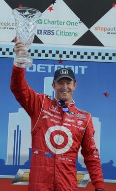 Scott Dixon's blog: A jumble of feelings - Racer.com