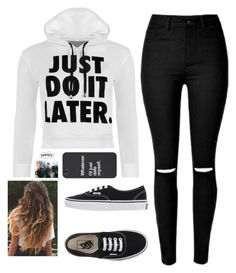 """""""Untitled #1016"""" by chill-outfits ❤ liked on Polyvore featuring WearAll, Vans and Starter"""