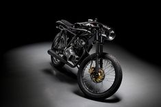 No Bikes Were Harmed in the Making of this Moto! | Yanko Design