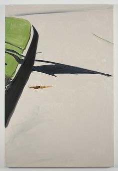 "Koen van den Broek ~ ""Village Park 2"" (2011) Oil on Belgian linen 150 x 100 cm via ex-chamber memo (overseas) 2"