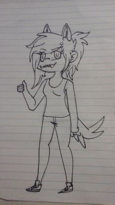 Me by wolfie