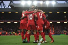 @officiallfc Teh #Reds are leaders of #PremierLeague #9ine