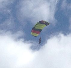 Check skydiving off your #PoconoMtns bucket list, at Sky's the Limit!