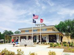 Helena's Arkansas Welcome Center at the Mississippi River Bridge.