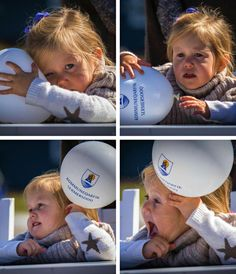 Princess Josephine & her balloon