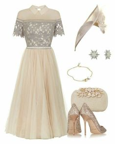 A fashion look from February 2018 featuring shirt top, tulle maxi skirts and high heel pumps. Browse and shop related looks. Elegant Outfit, Classy Dress, Classy Outfits, Chic Outfits, Dress Outfits, Fashion Dresses, Stylish Dresses, Elegant Dresses, Pretty Dresses