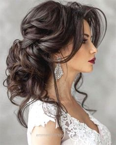 Magnificent Featured Hairstyle: Elstile; www.elstile.ru; Wedding hairstyle idea. The post Featured Hairstyle: Elstile; www.elstile.ru; Wedding hairstyle idea…. appeared first on Emme's Hairstyl ..
