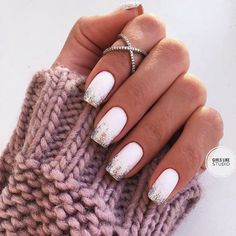 Nails Schellack Sommer Stil 38 Ideen für 2019 – acrylic nails – – Nails Shellac Summer Style 38 Ideas for 2019 – acrylic nails – … – … Edge Nails, My Nails, Oval Nails, Crazy Nails, White Shellac Nails, Nails Yellow, Acrylic Nails, White Manicure, White Nails With Glitter