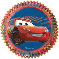 Wilton Standard Baking Cups (50 Pack), Cars Piston Cup > Awesome deals : Baking Accessories