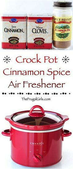 Cinnamon Spice Air Freshener