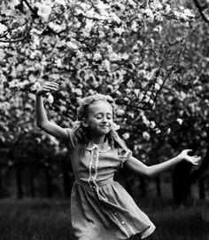 Romualdas Požerskis - Young dancer