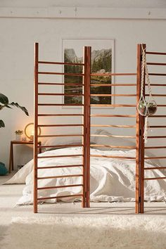 Urban Outfitters Luciana Ladder Storage Room Divider Screen