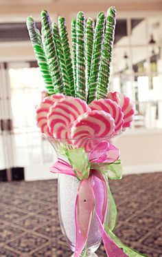 Sweet Love Candy Buffet