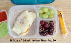 31 Days of School Lunchbox Ideas - Day 30 | 5DollarDinners.com