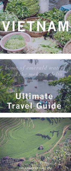 Ultimate travel guide   how to travel Vietnam   discover Vietnam   solo travel   female travelers   travel Asia #internationaltraveltips #vietnamtravel #asiatravel