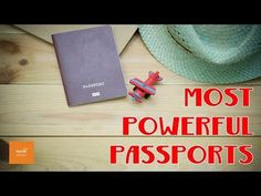 Top 10 Countdown of Powerful Travel Passports in the World