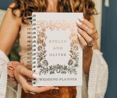There's so much to remember, especially in the final countdown to the Big Day, and having to physically tick off each step of wedding planning is guaranteed to save you from forgetting something important. Best Wedding Planner Book, The Final Countdown, Paper Lace, Industrial Wedding, Retail Therapy, Unique Weddings, Big Day, Wedding Planning, Wedding Inspiration