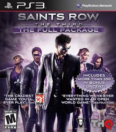 Saints Row The Third The Full Package Your #1 Source for Video Games, Consoles & Accessories! Multicitygames.com $45.76
