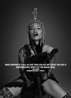 Nicki Minaj Quotes : Photo