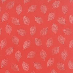 Windblown in Coral   37516-15  - VALLEY by Sherry and Chelsea for Moda Fabrics - By the Yard by MoonaFabrics on Etsy https://www.etsy.com/listing/278766964/windblown-in-coral-37516-15-valley-by