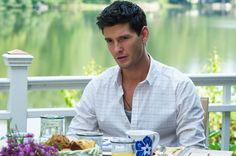 Ben Barnes in The Big Wedding - such a handsome guy! :)