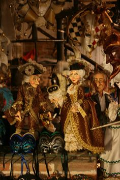 Most beautiful puppet shop in Venice                                                                                                                                                                                 More