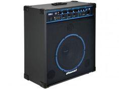 Caixa de Som Oneal Ocm 490 80W RMS - Entrada Auxiliar/SD/USB