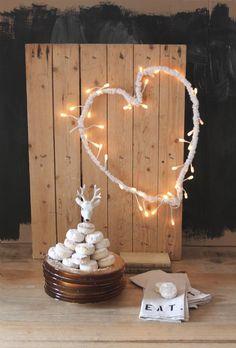 decoracion navidad con luzS