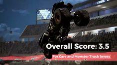 Monster Jam Steel Titans 2 - Review Monster Jam, Monster Trucks, Video Game News, Darth Vader, Steel, World, Movie Posters, Film Poster, The World