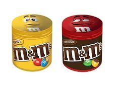 M&M's revoluciona su envase  https://www.facebook.com/Chocozona/photos/a.398850642792.172037.122574857792/10153471307637793/?type=3