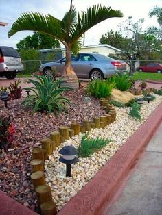 1000+ images about Jardines con piedras on Pinterest | Landscaping ...