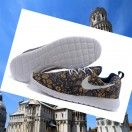 Nike Roshe Run Floreale Blu Bianco Uomo,Modern sneakers up to 80% off must be of your interest.