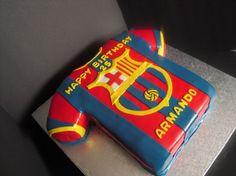 Soccer jersey for Spain